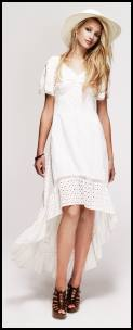 New Look Mix Match Broderie Dress