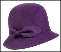 Cloche Hat by BHS.