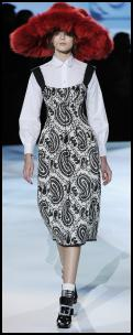 Paisley Pinafore - Marc Jacobs AW12/13.