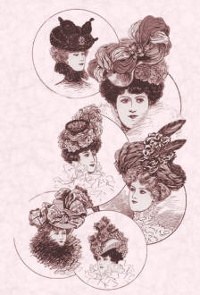 Hats of 1899