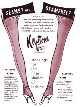 1950s stockings