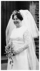 Rose, another young bride of 1966