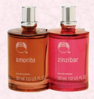Fragrance - Invent Your Scent - Two fragrance pack for �12.00