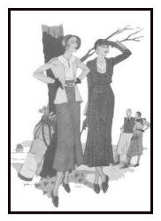 Sports events - April 1930 - Good Housekeeping Fashion Images 3
