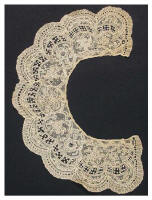 Brussels Lace Collar