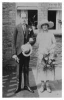 Wedding photograph 1921