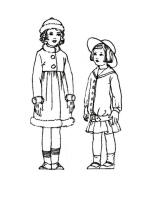 Children's Costume 1915