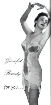 Roussel Corselette to make you appear more graceful.