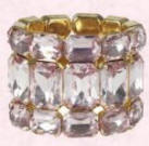 Matalan crystal jewellery.