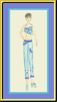 Fashion design 1 by Deepti Mishra