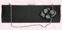 Dune 'Mintow' clutch bag perfect for evening, �50/�70.