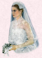 Princess Grace Wedding Dress