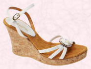 Designer shoes -  Unisa Lasa Wedges �65