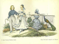 1837 Costume Plate