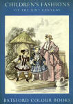 Book cover showing C19th Children's Fashions - The Tartan Look