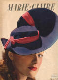 Marie Claire Magazine 16 February 1940
