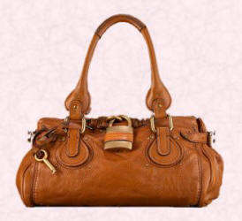A Chlo� Paddington bag