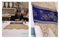 Conservation at the Victoria and Albert Museum