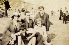 Beach Photographs 1930s