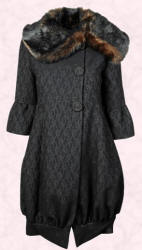 This Erica coat by Monsoon in store from October 2007 at �150.
