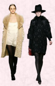 Coats by Andrew Gn and Valli