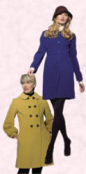 Debenhams winter coat fall 2007