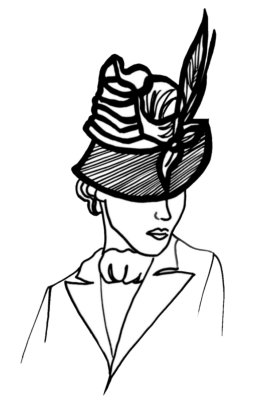 1930s Hat Fashion History Hairstyle Pictures Pert Hats