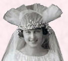1920s Wedding Dress & Veil Styles