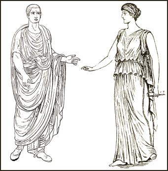 How to make a Roman Toga