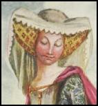 Hairstyle - Caul Headress - 1413-1422 - Henry Fifth