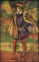 ELIZABETHAN FASHION HISTORY- MAN - 1558-1603