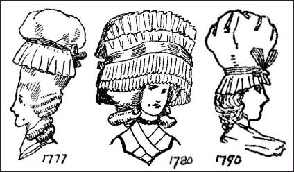 Georgian Mob Caps