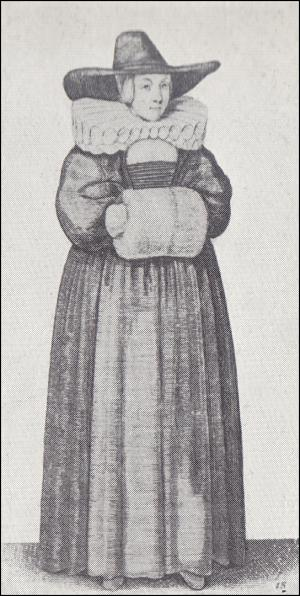 Image 18 - 1640 - Lady With Ruff And Muff