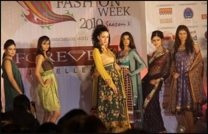 Vibrant Fashion Week 2010.