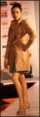 Brocade Mini Coat - Indian Fashion
