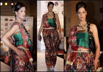 Rich Patterned Indian Fabrics