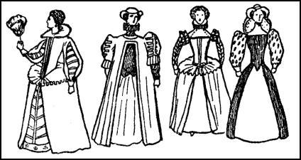 Queen Elizabeth I Tudor Costume 1558 1603 English History By Dion Clayton Calthrop